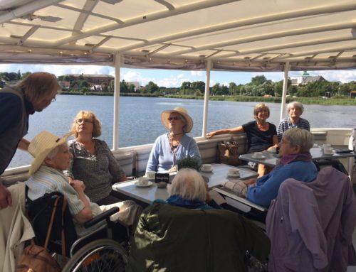 Ausflug auf der Wappen von Schleswig 08/17