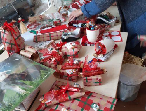 Hier leisten die Weihnachts-Wichtel ganze Arbeit!
