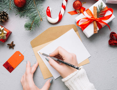 """Schreib mal wieder"""" – Weihnachtspost für die Bewohner der VitaCare Seniorenresidenzen"""