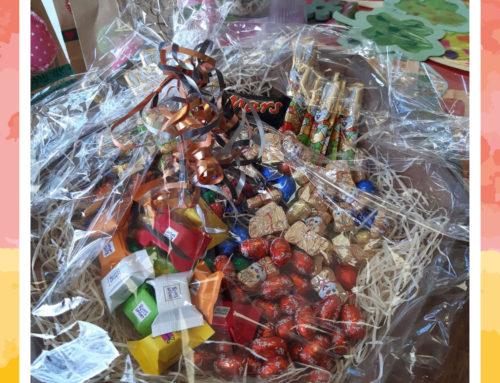 Zuckersüße Ostergeschenke aus dem Kindergarten