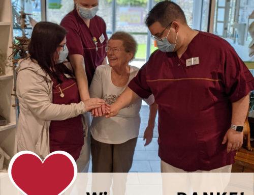 Internationaler Tag der Pflege 2021 in den VitaCare Seniorenresidenzen